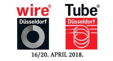 Руководители компании ВЕКПРОМ посетили TUBE&WIRE 2018