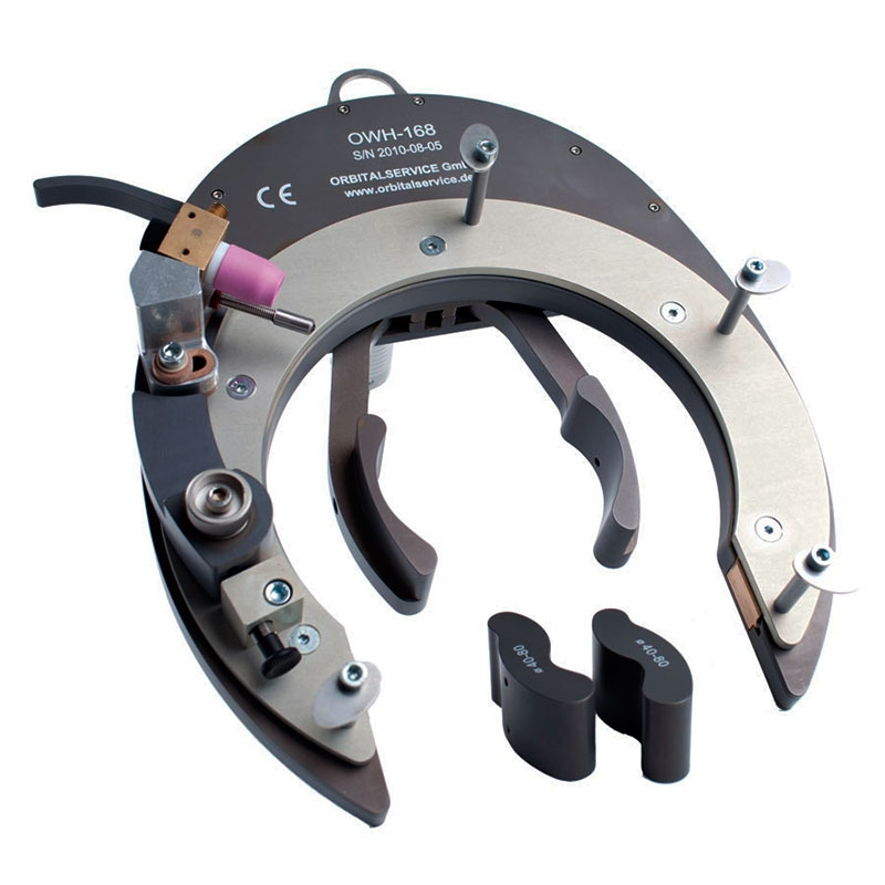 Сварочная головка открытого типа OWH - 168