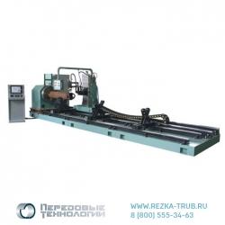 Машина для профильной резки труб с ЧПУ CNCТG-700