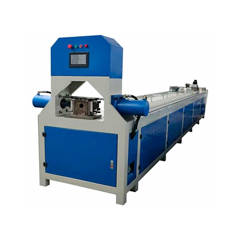 Автоматические установки для вырубки отверстий