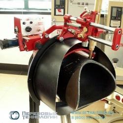 Седельные машины для резки труб Huawei серии HK