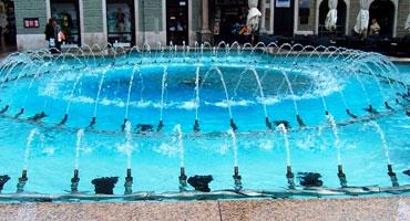 Технология строительства фонтанов