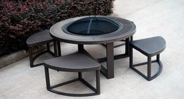 Технология изготовления садово-парковой мебели