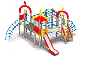 Технология по производству детских площадок