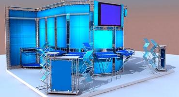 Технология изготовления рекламных стоек